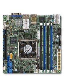 Supermicro SYS-5028D-TN4T-12C-B2 Mini-Tower Embedded Intel Processor Barebone