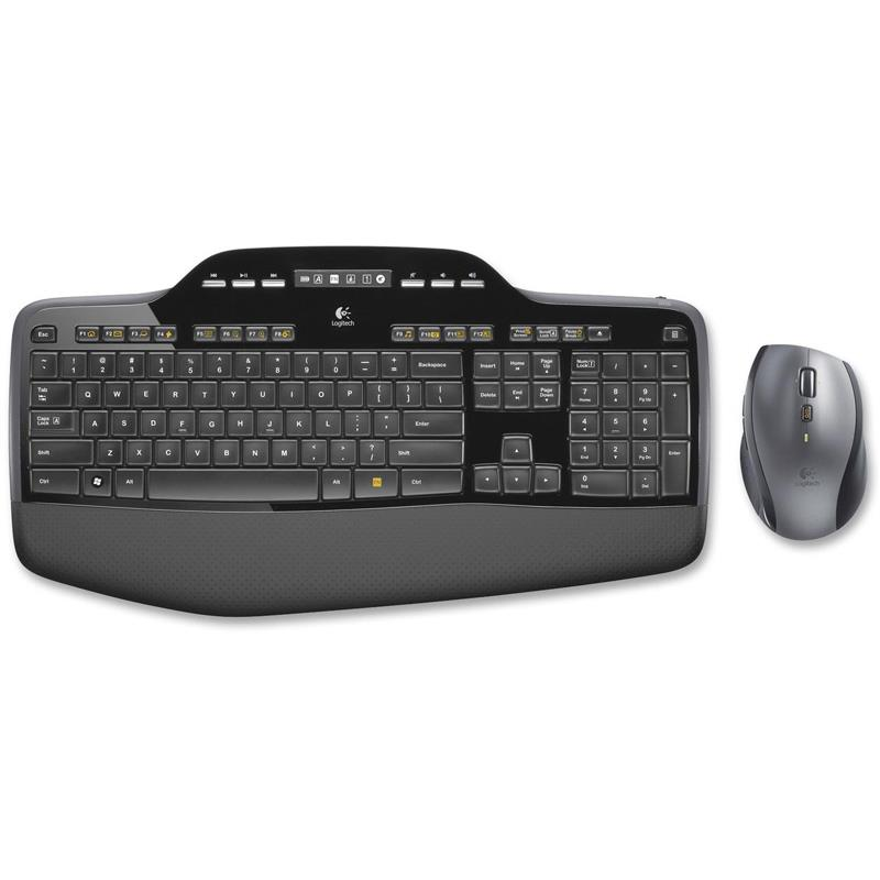 Logitech 920-002416 Wireless Desktop MK710 Keyboard / Mouse