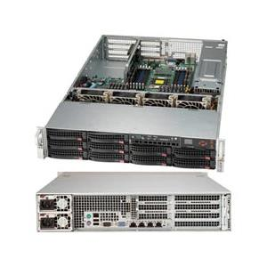 Supermicro CSE-829BTQ-R920WB 2U Rackmount 920W Redundant Power Supply