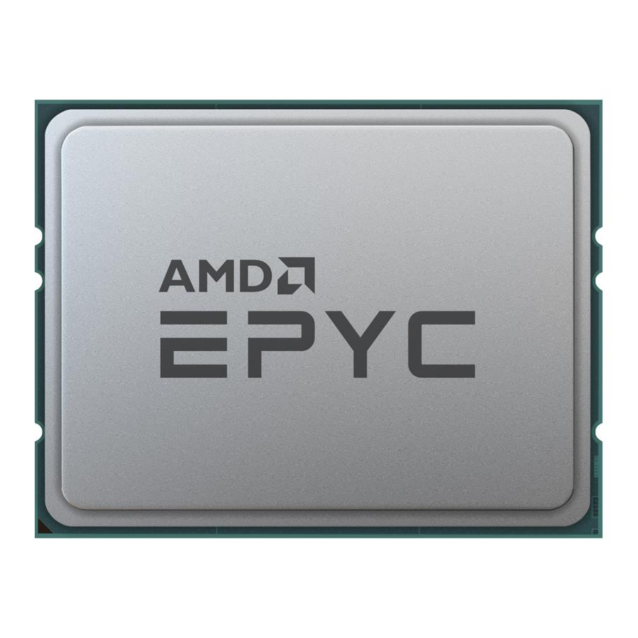 AMD 100-000000323 Milan EPYC 7413 2.65GHz 24-Core Processor