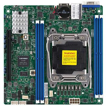 Supermicro X11SRi-IF Motherboard Mini-ITX for single Intel Xeon Processor W family, Socket FCBGA2066, up to 256GB ECC RDIMM