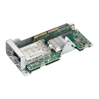 Supermicro AOM-CTG-i2SM-12 2-Port MicroLP 10GbE SFP+ Adapter Card with Intel 82599EN